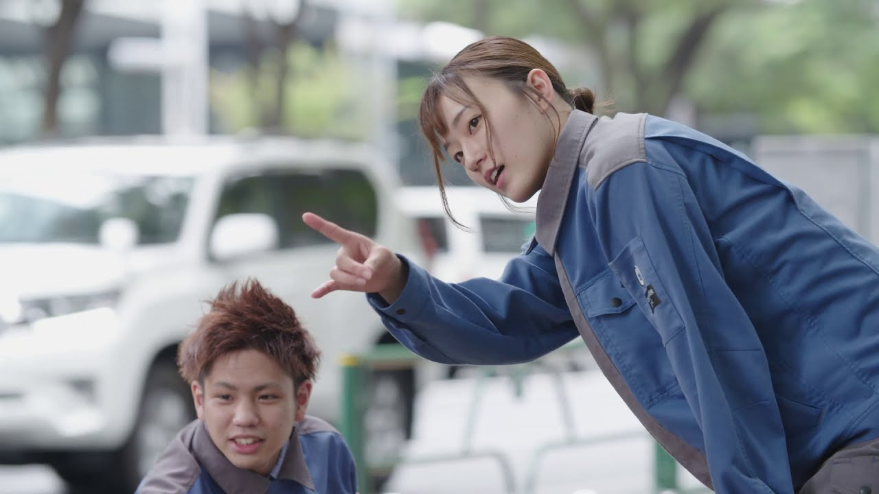 東京水道㈱ 採用動画【ダイジェスト】