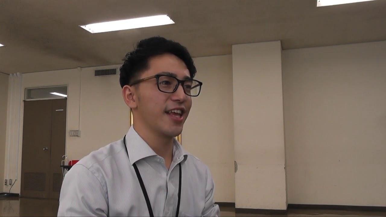 【山形県警察採用動画】Come on!新・採用ニュース(警察行政)