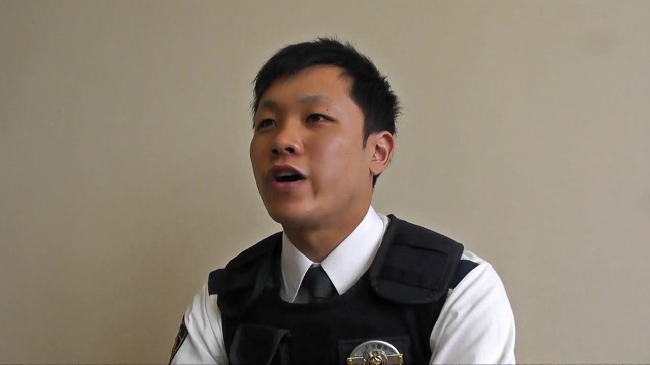 【【山形県警察採用動画】COME ON! 新・採用ニュース(交番勤務)