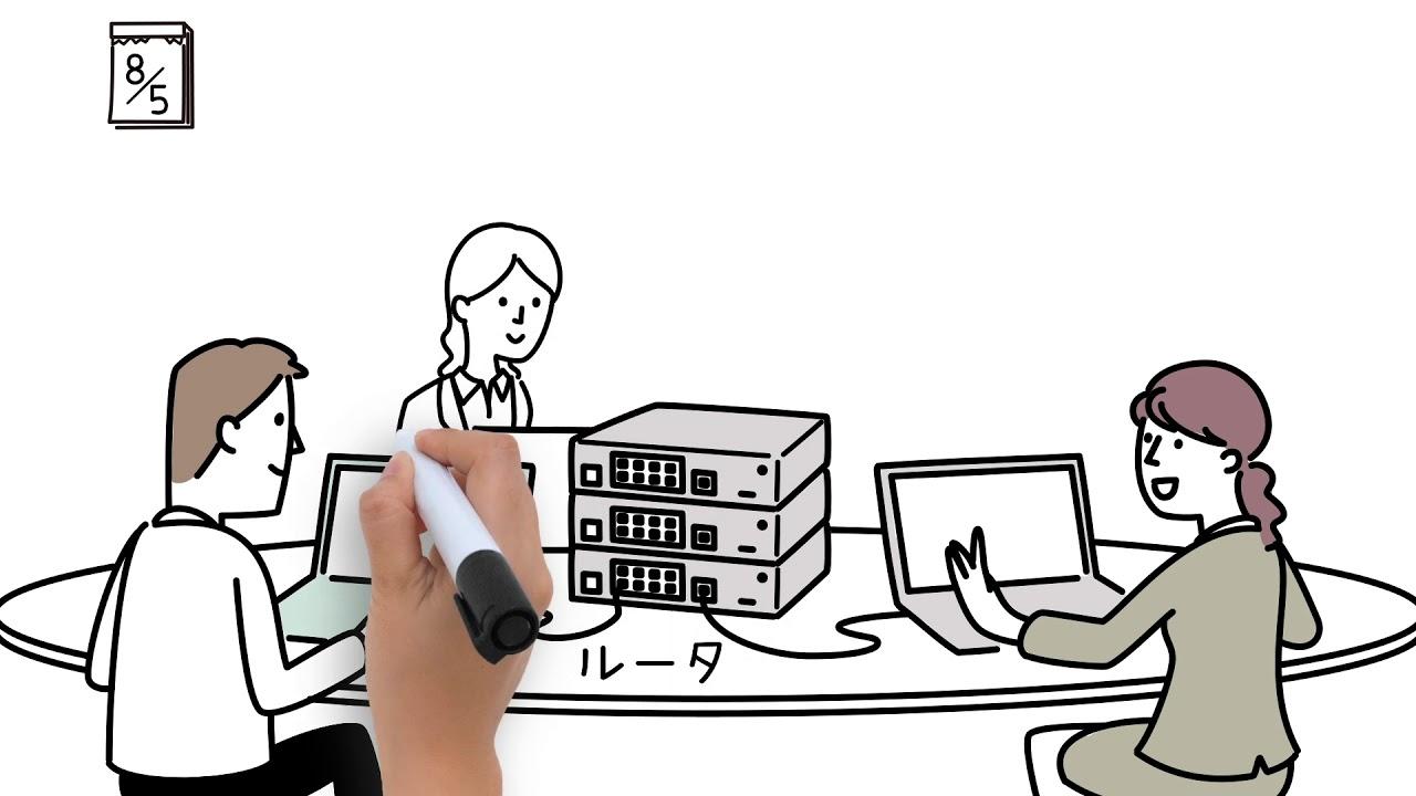 作品事例 株式会社アンミリテッド様 人材採用動画