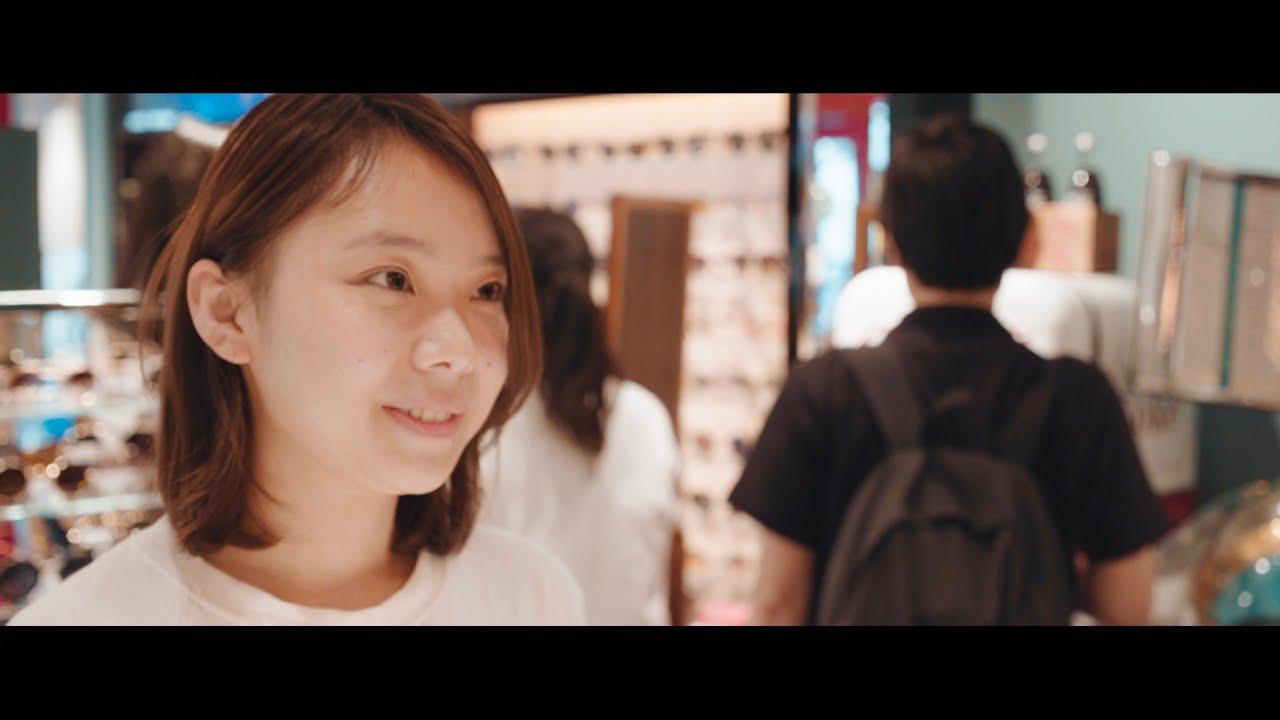 パリミキ・メガネの三城【新卒採用動画】つながる・・・ミキとお客様とのストーリー