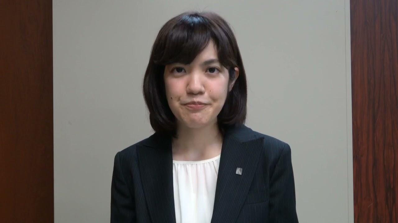 熊本県教員採用選考考査PR動画「先輩からのメッセージ」(特別支援学校)