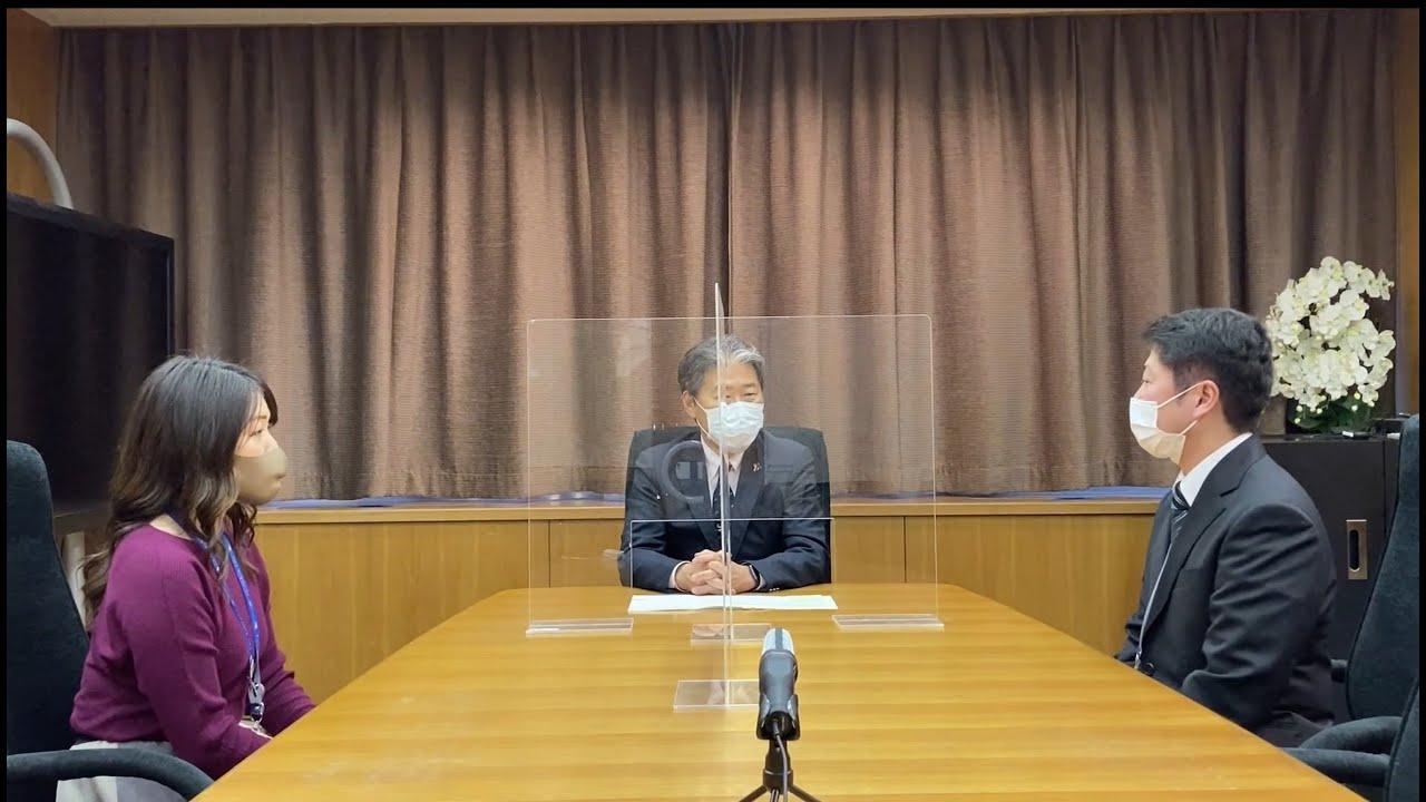 吹田市採用試験説明動画 市長座談会・事務職