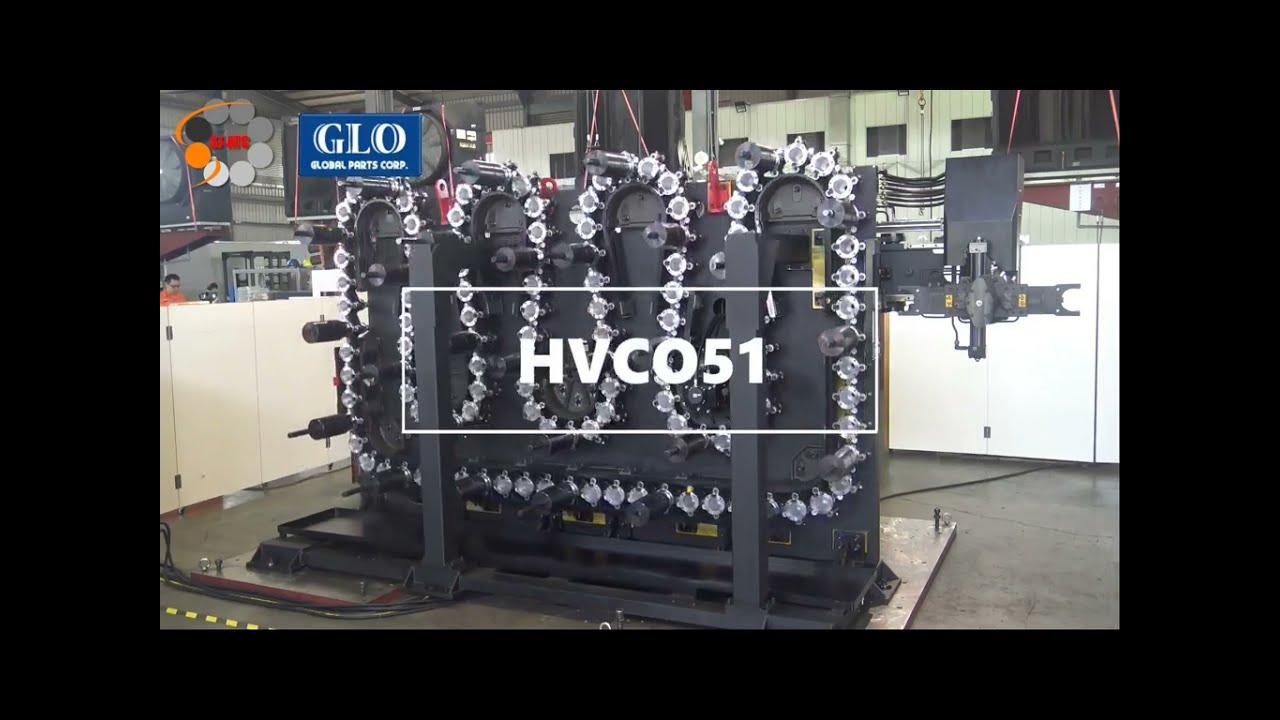 独自モデル アルミ製チェーン採用最新機種 HVCOシリーズ 紹介動画
