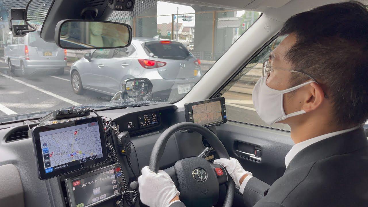 世田谷区で働く!一越観光株式会社【タクシードライバー採用動画】