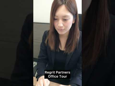 【moovy/採用動画】株式会社Regrit Partnersのオフィスツアー #shorts
